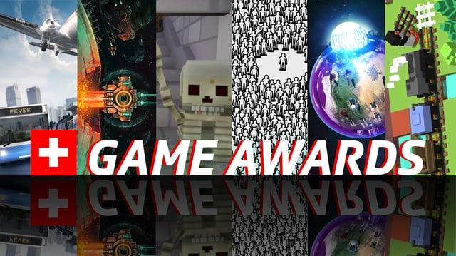 Alle sechs Spiele die für den SGDA Awards zur Auswahl stehen