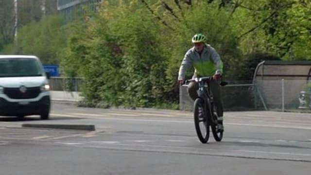 Sicherheit unterwegs mit em E-Bike