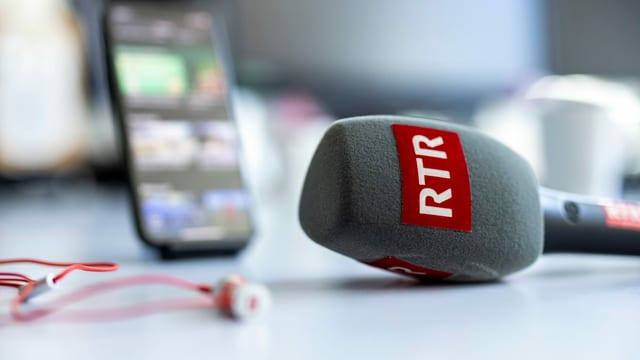 microfon da RTR