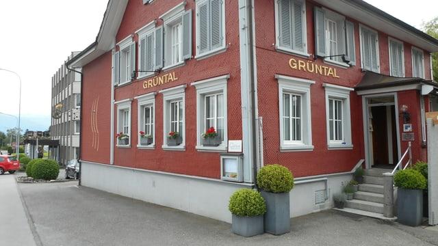 Video «Restaurant Grüntal in Altstätten - Tag 3» abspielen