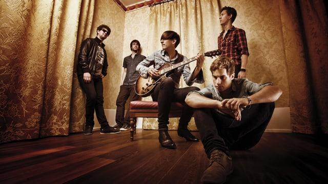Video «Musicnight: musicLAB vom 04.01.2013» abspielen