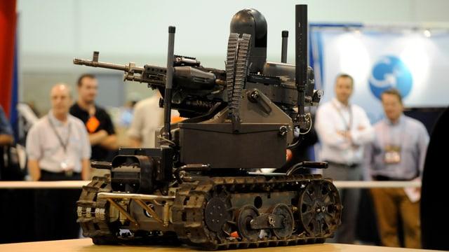 Roboter «MAARS».