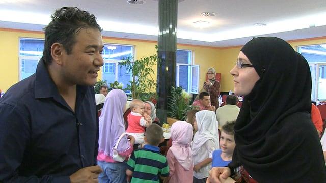 Video «Zum islamischen Ramadan» abspielen