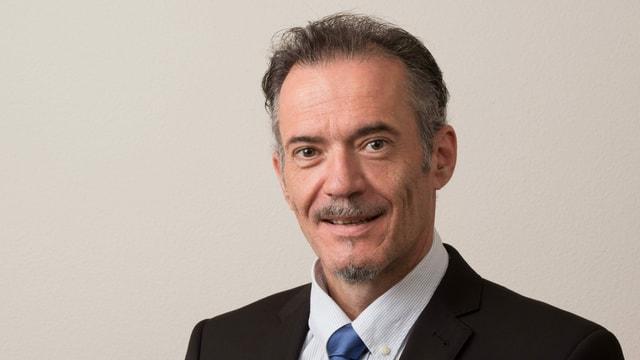 Max Hofmann Generalsekretär VSPB