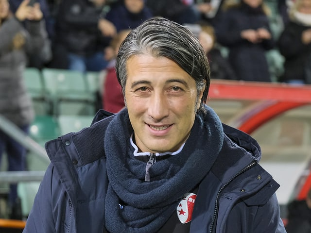 Murat Yakin möchte mit Sion auch gegen Basel bestehen.