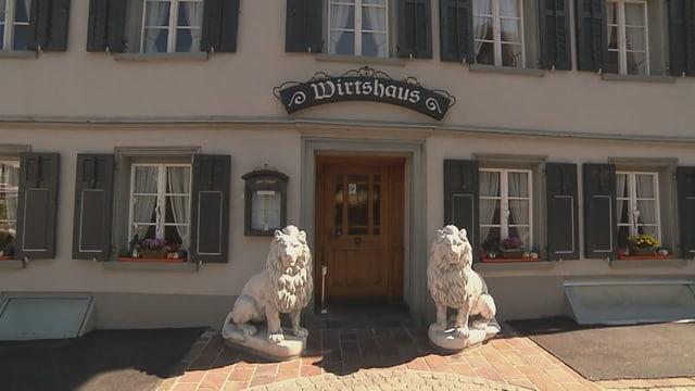 Video «Kanton St. Gallen – Tag 3 – Wirtshaus Löwen, Bad Ragaz» abspielen
