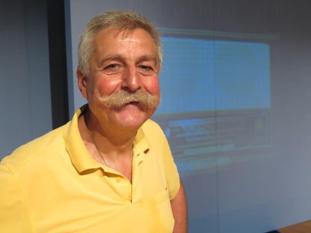 Porträt Hansjörg Lang