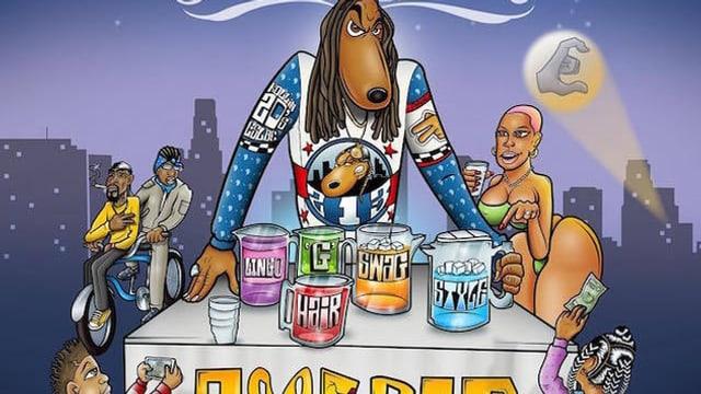 comic-zeichnugn von snoop dogg
