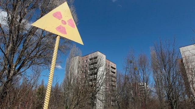 Video «Tschernobyl: Verstrahlt bis in die Knochen (3/4)» abspielen