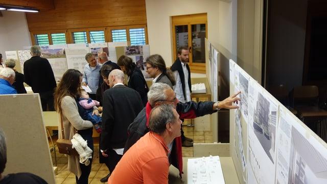 Grond interess per ils projects da las abitaziuns per seniors.