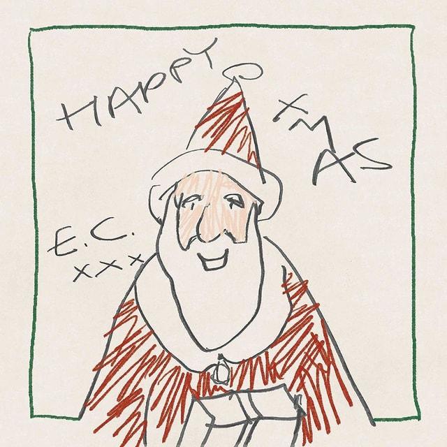 Wer möchte «Stille Nacht» von Eric Clapton hören? (Eric Clapton «Happy Xmas» / 2018)