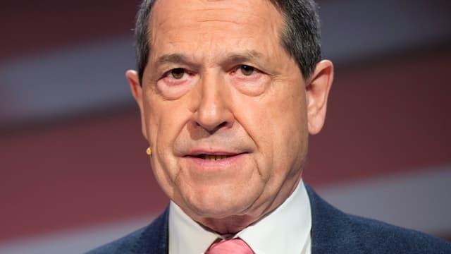 Ulrich Gygi, Verwaltungsratspräsident der SBB.