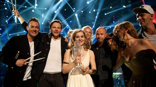 Video «Eurovision Song Contest vom 18.05.2013» abspielen