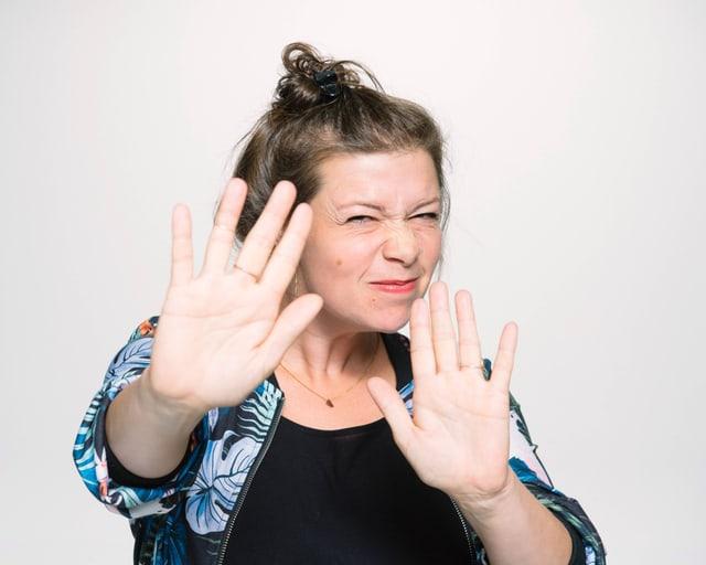 Community Managerin Viviane Müller
