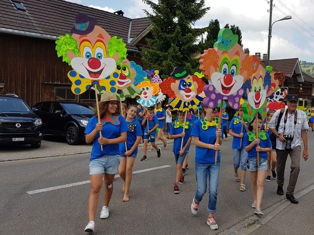Kinderfest Urnäsch