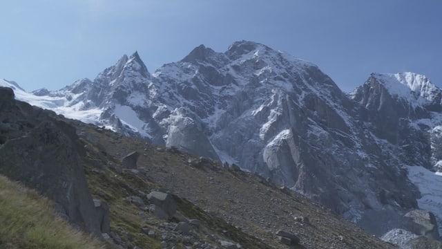 La muntogna Cengalo