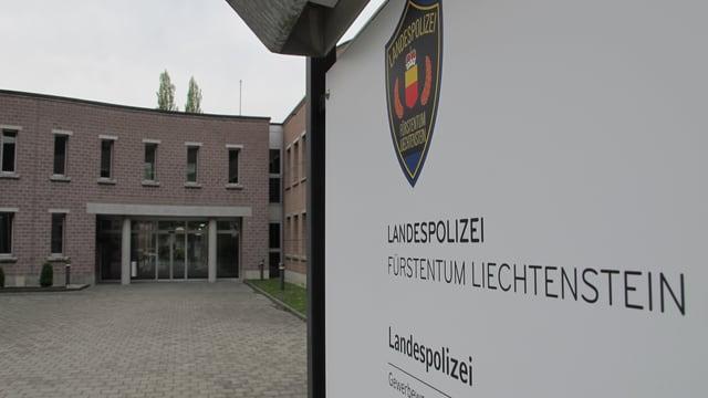Liechtensteinische Landespolizei