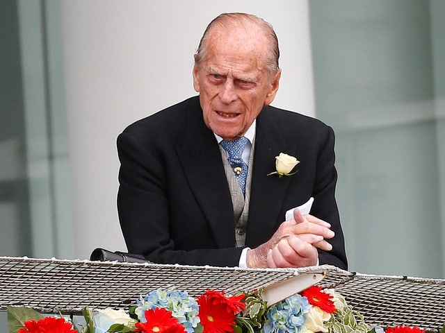 Prinz Philip, Duke von Edinburgh