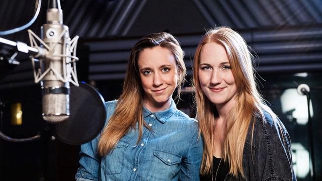 Video «Folge 3: Anna Känzig und Ira May» abspielen