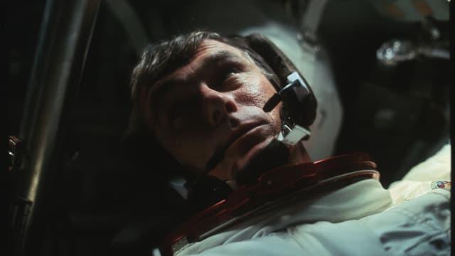 Bild von der Apollo-17-Mission aus dem Archiv der Nasa.