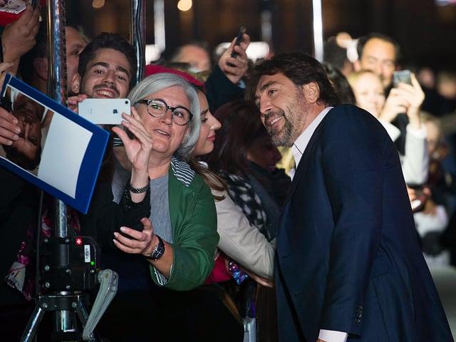 Nach Kristen Stewart beehrt ein weiterer grosser Filmstar das 15. Zurich Film Festival: Der spanische Schauspieler Javier Bardem.