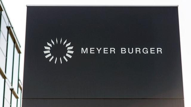 Hauptsitz von Meyer Burger in Gwatt (Thun):