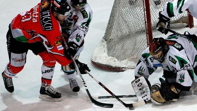 Hockey-Szene