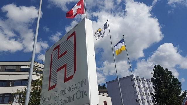 Spital da l'Engiadin'Ota.