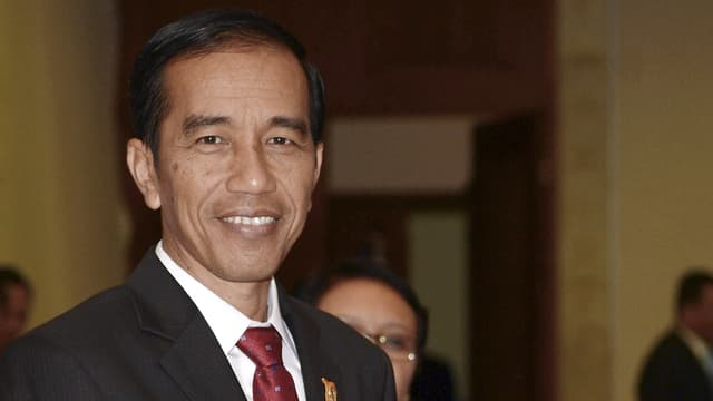 Il president da l'Indonesia, Joko Widod.