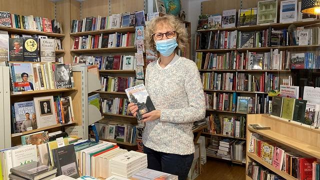 Probst im Buchladen