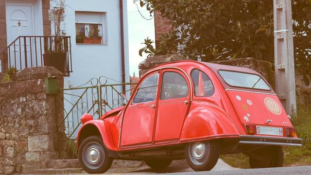 Der letzte «Döschwo» wurde vor 25 Jahren produziert.
