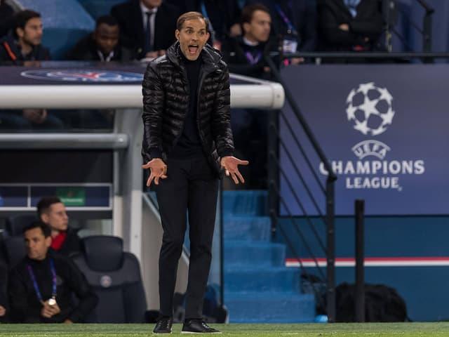 Thomas Tuchels PSG und die Champions League harmonieren noch nicht.