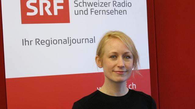 Portrait der Dokumentarfilmerin Anna Thommen