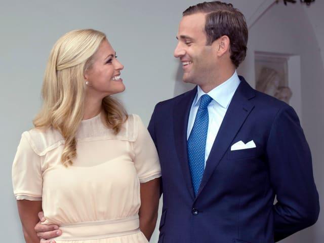Madeleine und Jonas Bergström