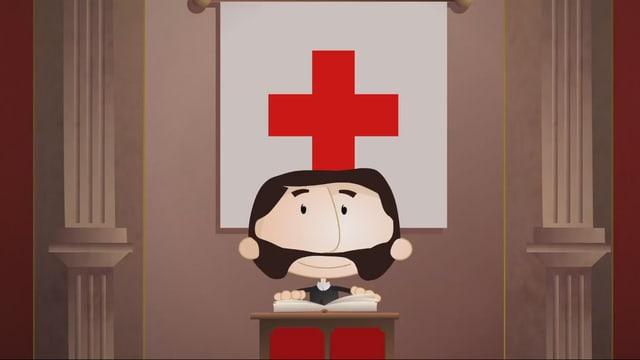 Video «Helveticus: Henry Dunant und das Rote Kreuz (15/26)» abspielen