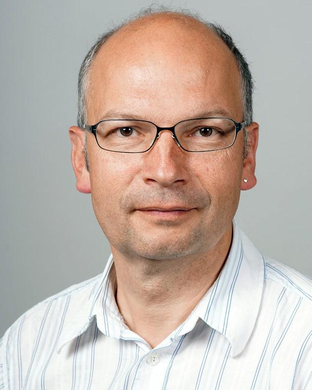 Portraitaufnahme von Prof. Martin Röösli
