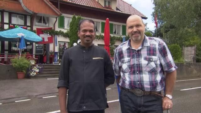 Video «Berner Mittelland – Tag 2 – Restaurant Sternen, Oberbütschel» abspielen