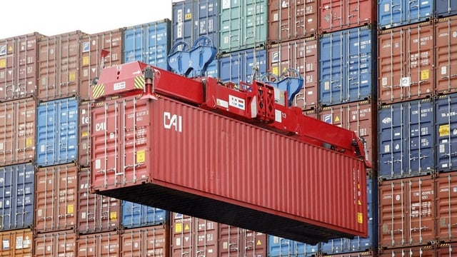 Containers.