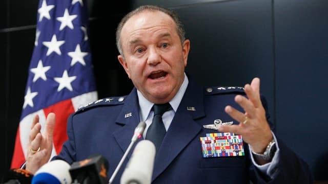 General Philip M. Breedlove