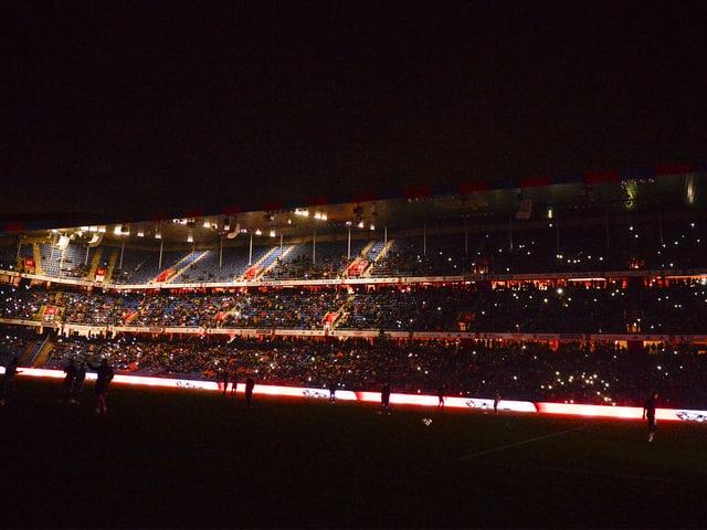In Basel war am 3. März nicht an ein Fussballspiel zu denken.