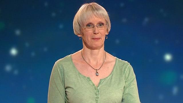 Video «Die Hälfte ist geschafft: Brigitte Citton aus Reinach» abspielen
