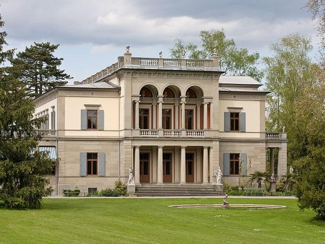 Villa Wesendonck, heute Museum Rietberg.