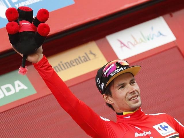 Historischer Erfolg - Roglic gewinnt die Vuelta