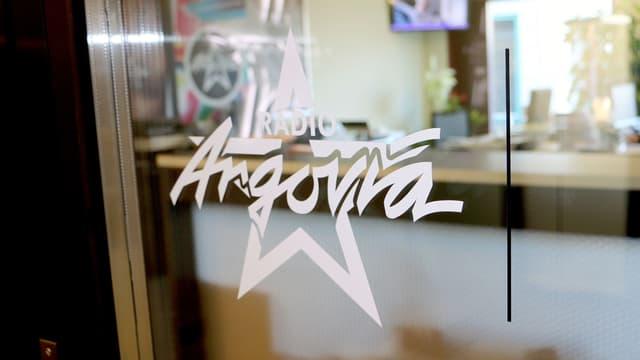 Radio Argovia, Eingang