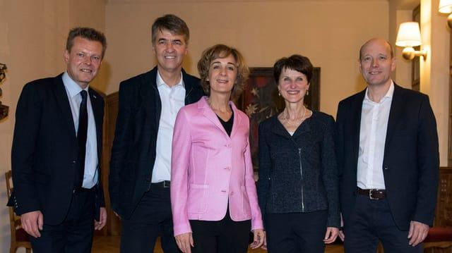 Der neue Berner Gemeinderat