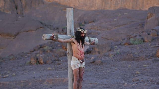 Video «Die letzten Tage Jesu (2/2)» abspielen