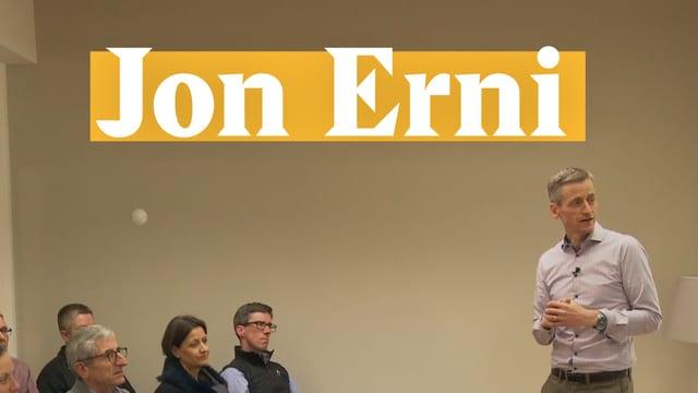 Laschar ir video «Jon Erni - Il Steve Jobs da l'Engiadina»
