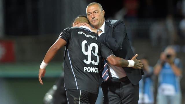 Manzo und Ponce