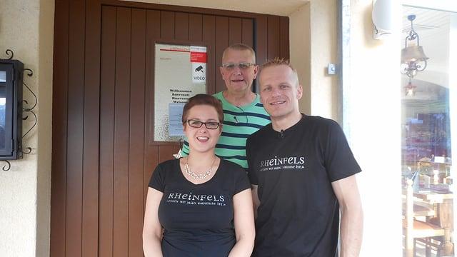 Video «Weihnachtsspezial – Tag 3 – Restaurant Rheinfels, Chur (WH)» abspielen