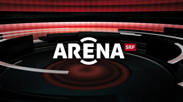 Logo der Sendung «Arena».